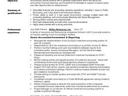 First Resume Objective Resume Objective Finance Appealing Finance Resume Objective 13