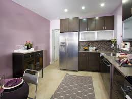 Purple Kitchen Canisters Kitchens Purple And Grey Kitchen Rigoro Us
