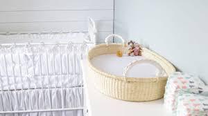 detailed look at bratt decor u0027s distressed white joy baby crib