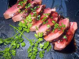 cuisiner le magret les meilleures recettes de magret de canard sans peau