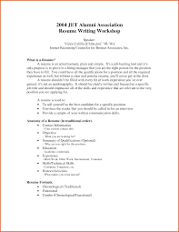 What Is A Traditional Resume What Is A Resume For Jobs Resume Name