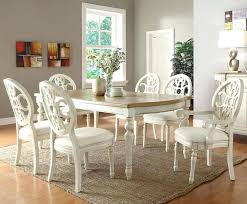 Traditional Wooden Kitchen Chairs by White Wood Dining Room Chairs White Dinette Sets White Dining Set