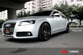 audi modified audi a4 b8 2 0tfsi valvetronic exhaust system fi exhaust