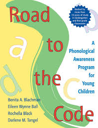 road to the code a phonological awareness program for young