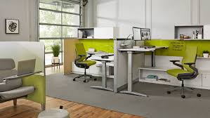 ology height adjustable desk u0026 table steelcase