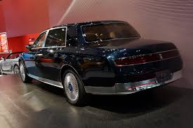 toyota limo 2016 kanto auto works u0027 fs hybrid concept is the rolls royce of toyota