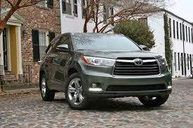 suv toyota 2015 toyota highlander reviews specs u0026 prices top speed