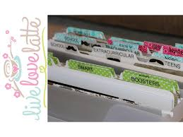 How To Organize An Office Desk by No More Fumbling Action File Box Home Paper Organization Part