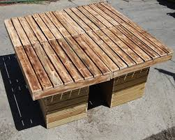 Building Outdoor Wooden Furniture by Outdoor Pallet Bench Diy Pallet Furniture