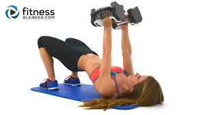 tank top arms workout best upper body workout for toned arms