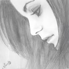 photos easy face sketches drawing art gallery