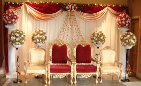 decorations for indian wedding indian wedding decorations wedding stages gallery click images
