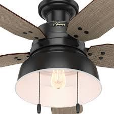 hunter fan company 99375 hunter mill valley low profile ceiling fan model 59310