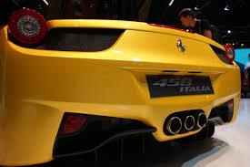 Ferrari 458 Yellow - sports cars ferrari 458 italia yellow wallpapers 2012