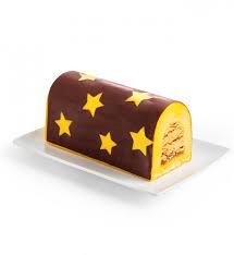 cuisine de noel 2014 bûche de noël 2014 picard bûche glacée caramel mangue all i
