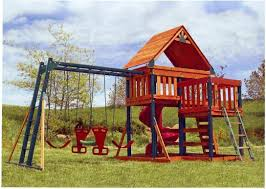 backyard playsets plans
