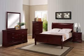 Louis Bedroom Furniture Cherry Louis Philip Bedroom Set Bedroom Furniture Sets