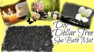 diy dollar tree spa bath mat