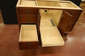 Pull Out Drawers For Bathroom Vanity Cherry Vanity Timber Frame Case Study