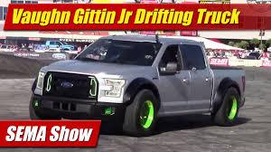 concept work truck sema show 2014 vaughn gittin jr drifting street truck concept