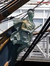 bucintoro dei savoia 1731 il gruppo statuario di prua con