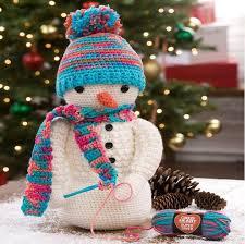 sweet crocheting crochet snowman crochet snowman snowman and crochet