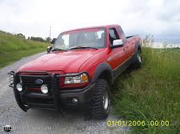 road ford ranger 2006 ford ranger fx4 road id 8399