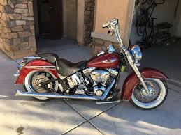 2006 harley davidson softail deluxe for sale 51 used