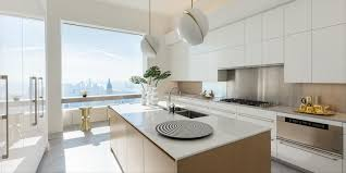 interior kitchen images 432 park avenue condominiums