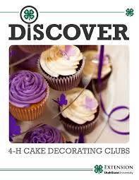 111 best 4h cake decorating images on pinterest cake decorating
