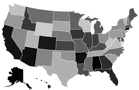 Blank Map Of The Us States by Alkahest Blog Archive Computer Maps Alkahest