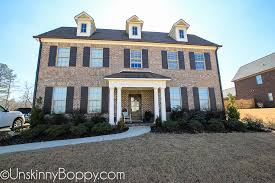 clasic colonial homes home tour farmhouse twist on a classic colonial unskinny boppy