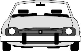 cartoon car png clipart car front view