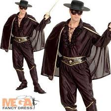 Bandit Halloween Costume Bandit Mens Fancy Dress Mexican Spanish Hero Film Movie Halloween