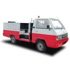 mitsubishi truck fire chemical truck mitsubishi l300 centro manufacturing corporation