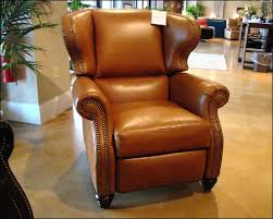 recliners charming contemporary leather recliner chair for living