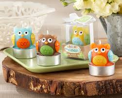 owl baby shower favors owl theme baby shower favors by kate aspen