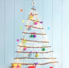 ladder christmas tree 10 best contemporary artificial christmas trees shoppersbase