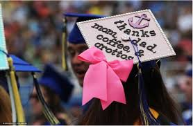 Cap Decorations For Graduation Senior Cap Decorating Party To Be Held At Trabant In Advance Of