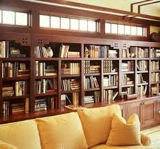 Arts And Crafts Furniture Designers Dream Library With Built In Shelves Arts And Crafts Style