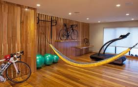 garage interior design ideas with perfect furnishing and lighting full size of garage elegant white hammock interior design in garage with lighting idea in ceiling