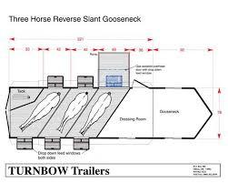 slant load floor plans 6 custom luxury horse trailers horse