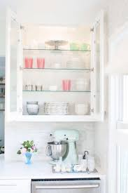 Shabby Chic Kitchen Cabinet Cabinets U0026 Drawer Stainless Steel Canisters Also Glasses Cook