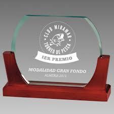 placas 20 tienda de trofeos deportivos personalizados trofeo cristal 1641 maxitrofeo