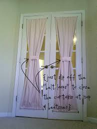 Blackout Door Panel Curtains Door Panel Curtain Rods Curtain Rods