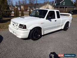 ford thunderbolt ranger 2003 ford ranger for sale in canada