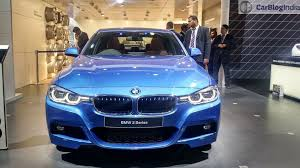 bmw car in india bmw cars at auto expo 2016 7 series x1 3 series facelift