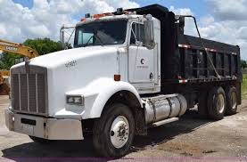 kenworth t800 for sale 1988 kenworth t800 dump truck item k6048 sold july 30 c