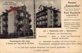 Postleitzahl Bad Nauheim Bad Nauheim Im Wetteraukreis Hessen Luisenstraße 14 Pension