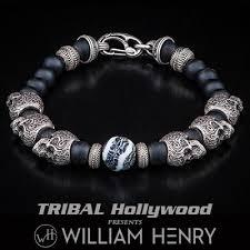 bead bracelet mens images Mens beaded and bead bracelets tribal hollywood jpg